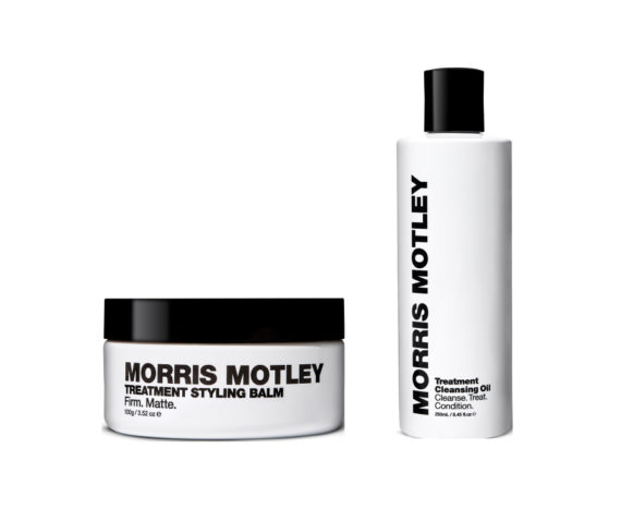 treatment styling balm+treatment cleansing oil